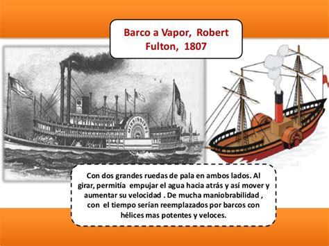 barco a vapor en la revolucion industrial la revoluci 243 n industrial