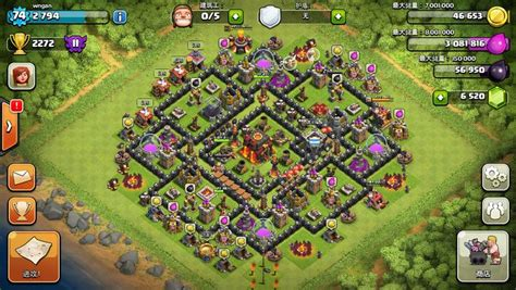 game coc mod v8 67 8 clash of clans 8 67 3 apk for android download