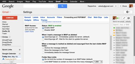 email gmail access gmail using imap from your iphone 5 techrepublic