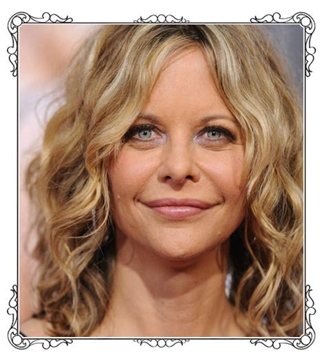 how to curl hair like meg ryan how to curl hair like meg gallery hair meg ryan style