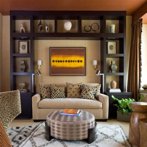 Living Room Wall Shelves Designs 15 Functional Living Room Shelving Ideas And Units