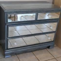 Diy Mirrored Dresser Drawers by Mirror Dresser Diy Drop C