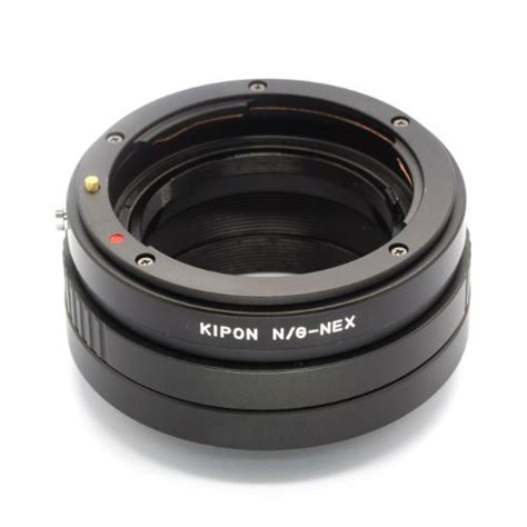 adapter nikon to sony nex kipon nikon g lens to sony nex adapter nikon g