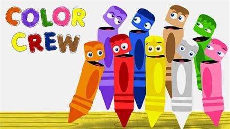 color crew creepy children s programming review color crew