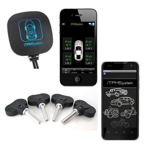 tire pressure monitoring system bluetooth tpms tyre tire pressure monitor system car