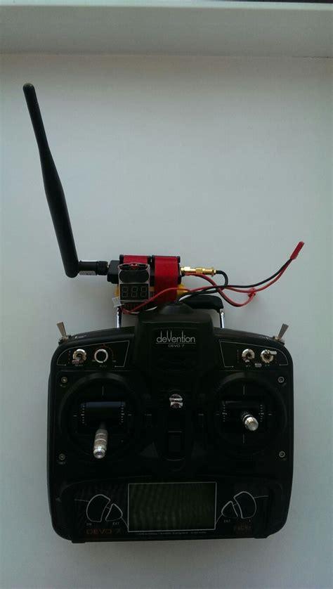 fpv 2 4g 2w 2000mw mini ripetitore segnale radio per