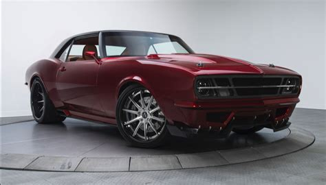 restomod camaro would you spend 300k on a 1967 camaro restomod