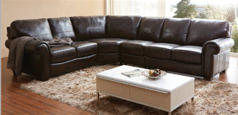 100 Top Grain Leather Sofa by Graduate To 100 Top Grain Genuine Leather Cardi S