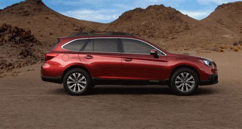 red subaru outback 2015 subaru outback colors