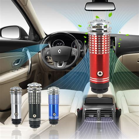 Air Purifier Car car air purifier auto air fresh freshener oxygen bar ozone