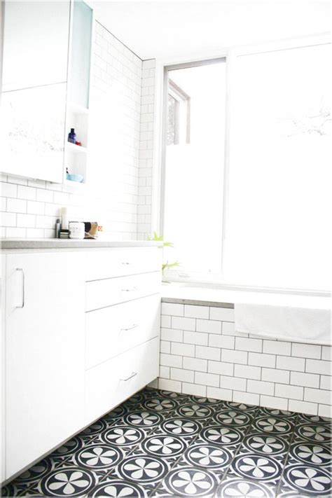 Mosaic Bathroom Floor Tile Ideas by How To Tile A Bathroom Floor Mosaics Advice For Your