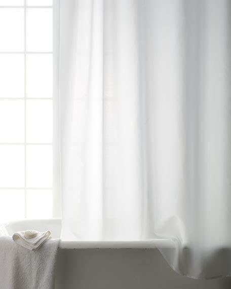 matouk shower curtain matouk shower curtain liner