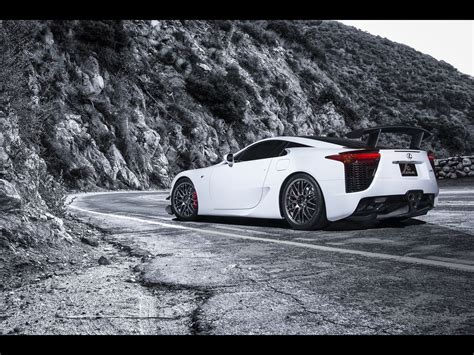 lexus lfa white wallpaper 2013 lexus lfa nurburgring edition white static 1