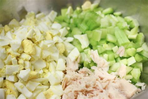 tuna macaroni salad recipe with egg tuna pasta salad with celery and egg the kitchen