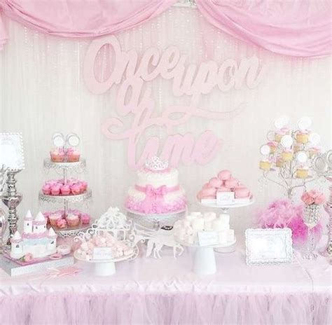 Baby Shower Table by 31 Baby Shower Dessert Table D 233 Cor Ideas Digsdigs