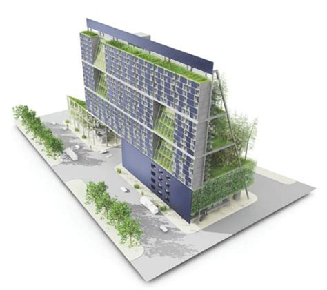 vertical garden shipping container building urbanist