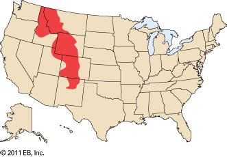 map of the united states rocky mountains rocky mountains location kids encyclopedia children