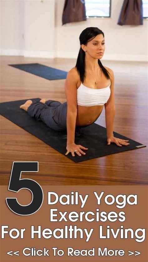 2412039267 yoga pour une vie qui exercice du yoga 5 exercices de yoga quotidiens pour une