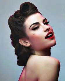 hair hairstyles for 50 s 50s hairstyles ideas yve style com