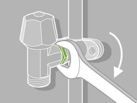 comment poser un robinet autoperceur leroy merlin