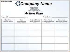 Action plan template word action plan template png