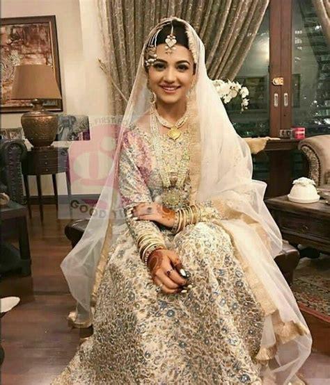 nikah bride bridal dresses pakistani bridal dresses