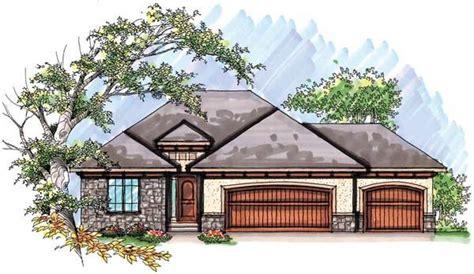 Mediterranean Ranch House Plans by Mediterranean Ranch House Plan 72944