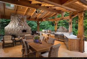 Tuscan Inspired Backyards 30 Grill Gazebo Ideas To Fire Up Your Summer Barbecues