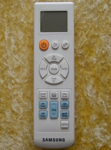 Remote Ac Samsung 12pk Orisiniloriginal 1 samsung air conditioner remote arh 2214 ebay