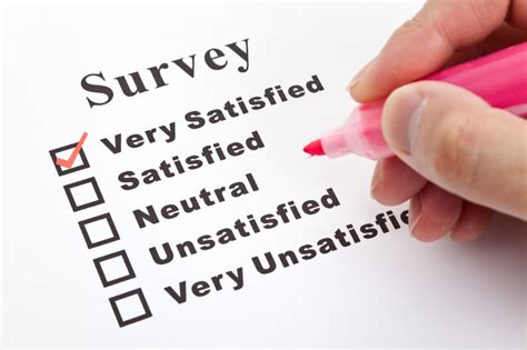 Product Surveys For Money - customer satisfaction surveys usually rate the agent not