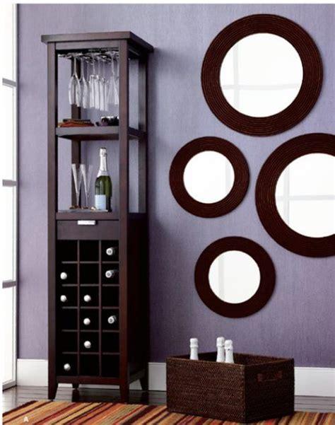 decoracion interiores espejos redondos en las paredes