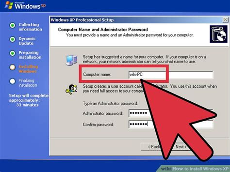 installing xp windows 10 how to install windows xp with pictures wikihow