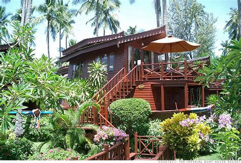 the imperial boat house koh samui bizarre hotels sleep in a coffin or cliff top yurt imperial boat house beach resort