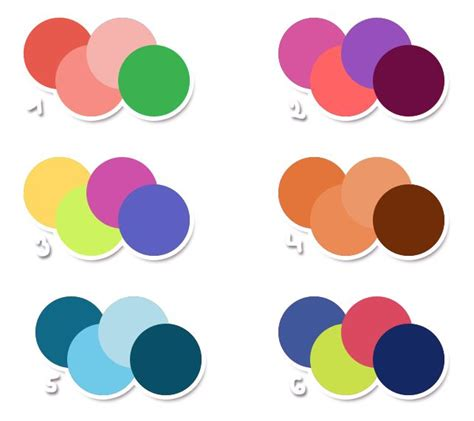 color search color schemes search color palettes