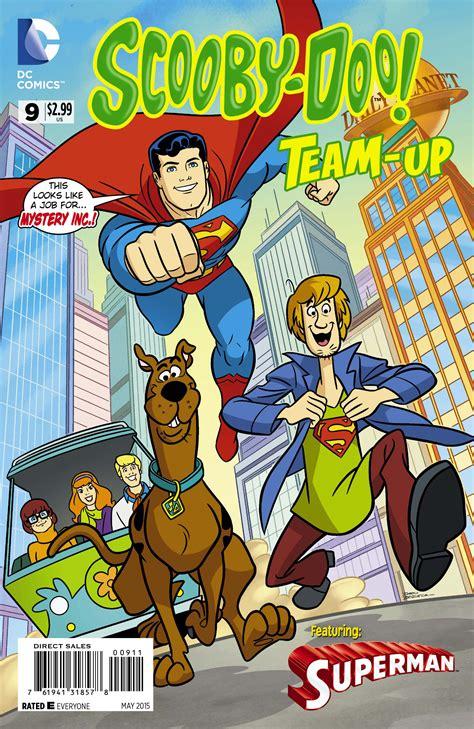 Dc Comics Scooby Doo Team Up 23 April 2017 previewsworld scooby doo team up 9