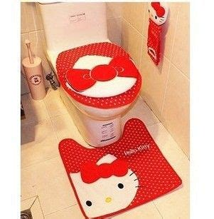 Set Toilet Polkadot Hello 2 17 best images about toilet cover sets on