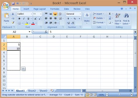 Microsoft Excel 2007 microsoft office 2007 professional edition