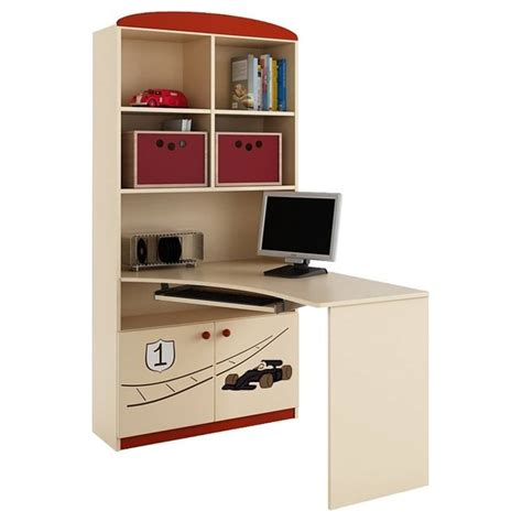 formula 1 bookcase desk combination azura home design