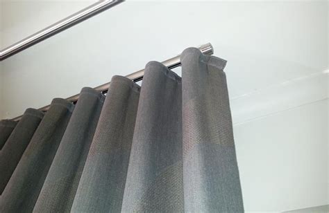 folding curtain custom made s fold curtains melbourne