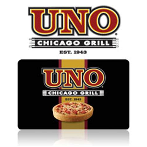 Unos Gift Card - buy uno chicago grill gift cards at giftcertificates com