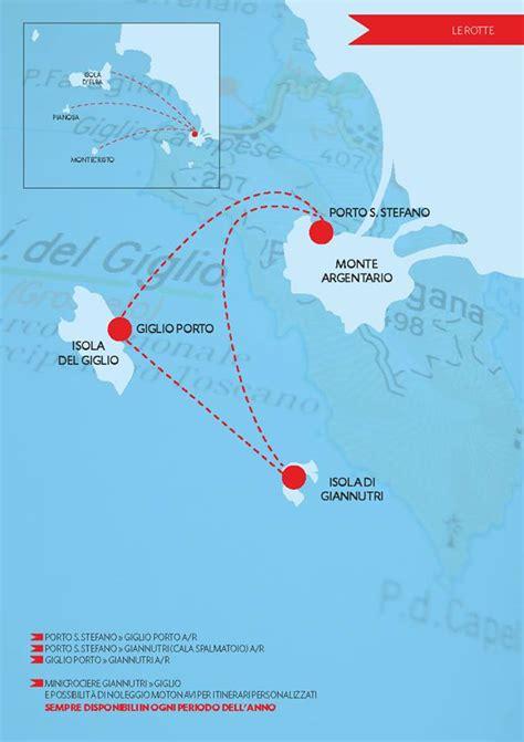 traghetto porto santo stefano isola giglio maregiglio isola giglio