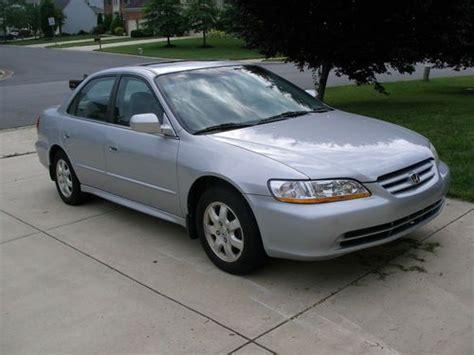 2002 honda accord 2 door purchase used 2002 honda accord ex sedan 4 door 2 3l in