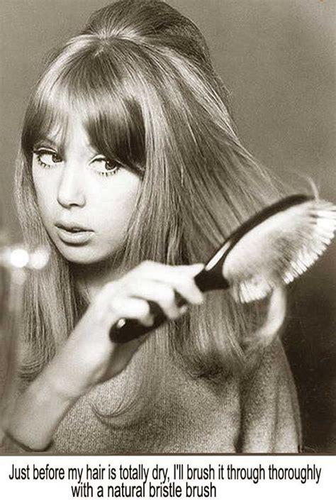 fhi hair stylis long hair patti boyd s 1960s hairstyle tricks for long hair a