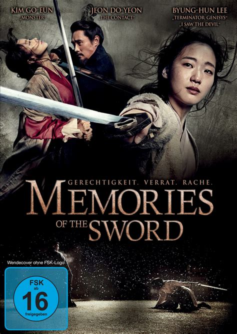 Dvd With Sword 2016 memories of the sword 2015 filmstarts de