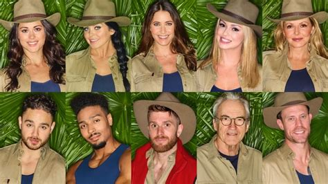 celebrity jungle 2017 whos going in who s on i m a celebrity 2016 line up confirmed
