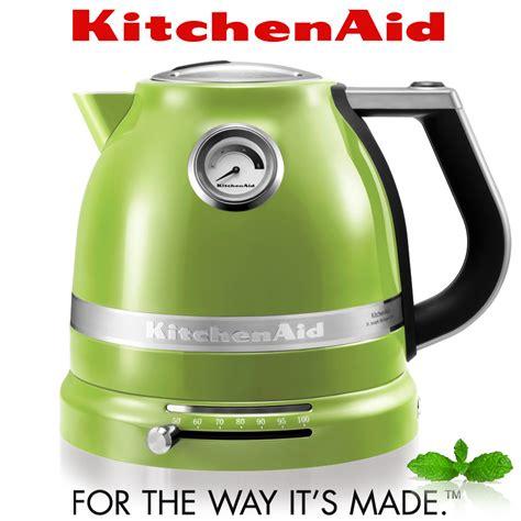 kitchenaid artisan   kettle green apple cookfunky