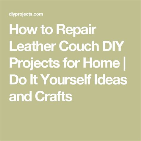 how to disassemble a couch yourself 25 best ideas about repair leather couches on pinterest