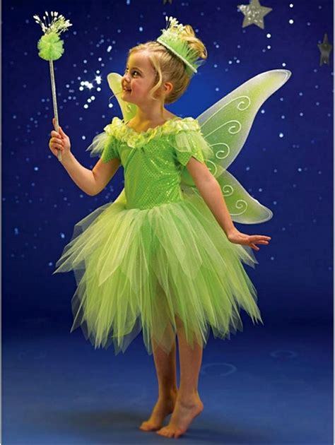 Handmade Tinkerbell Costume - 21 best images about ideas on