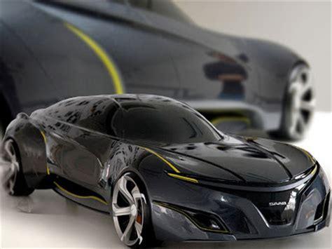 saab sports car