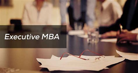 Mba Executive Duration by Executive Mba Program Offers Lucrative Career Path